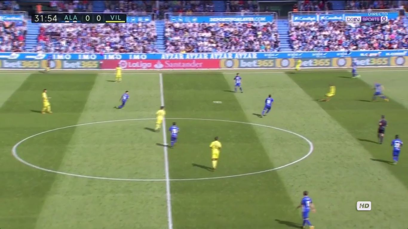 17-09-2017 - Alaves 0-3 Villarreal