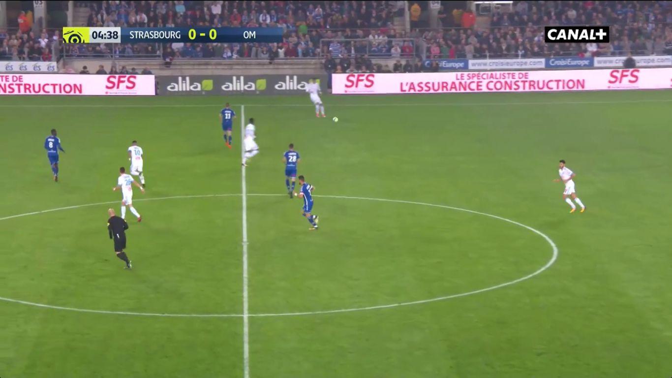 15-10-2017 - Strasbourg 3-3 Marseille