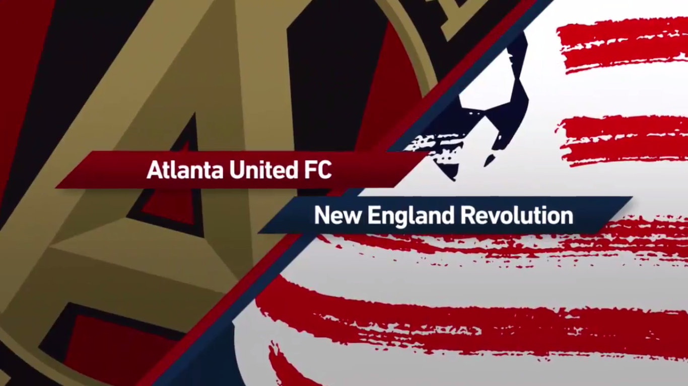 14-09-2017 - Atlanta United 7-0 New England Rev.