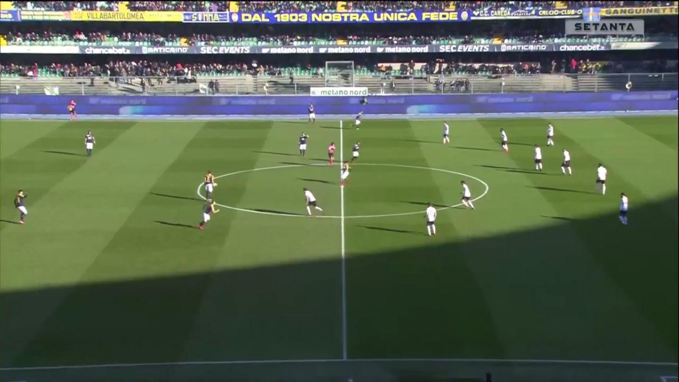17-12-2017 - Hellas Verona 3-0 AC Milan