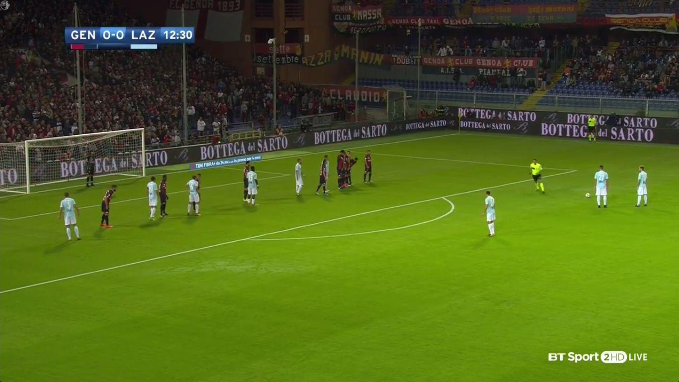 17-09-2017 - Genoa 2-3 Lazio