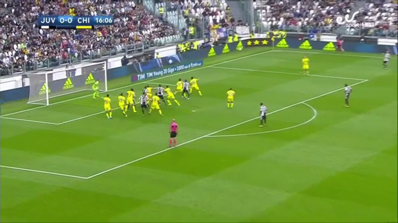09-09-2017 - Juventus 3-0 ChievoVerona