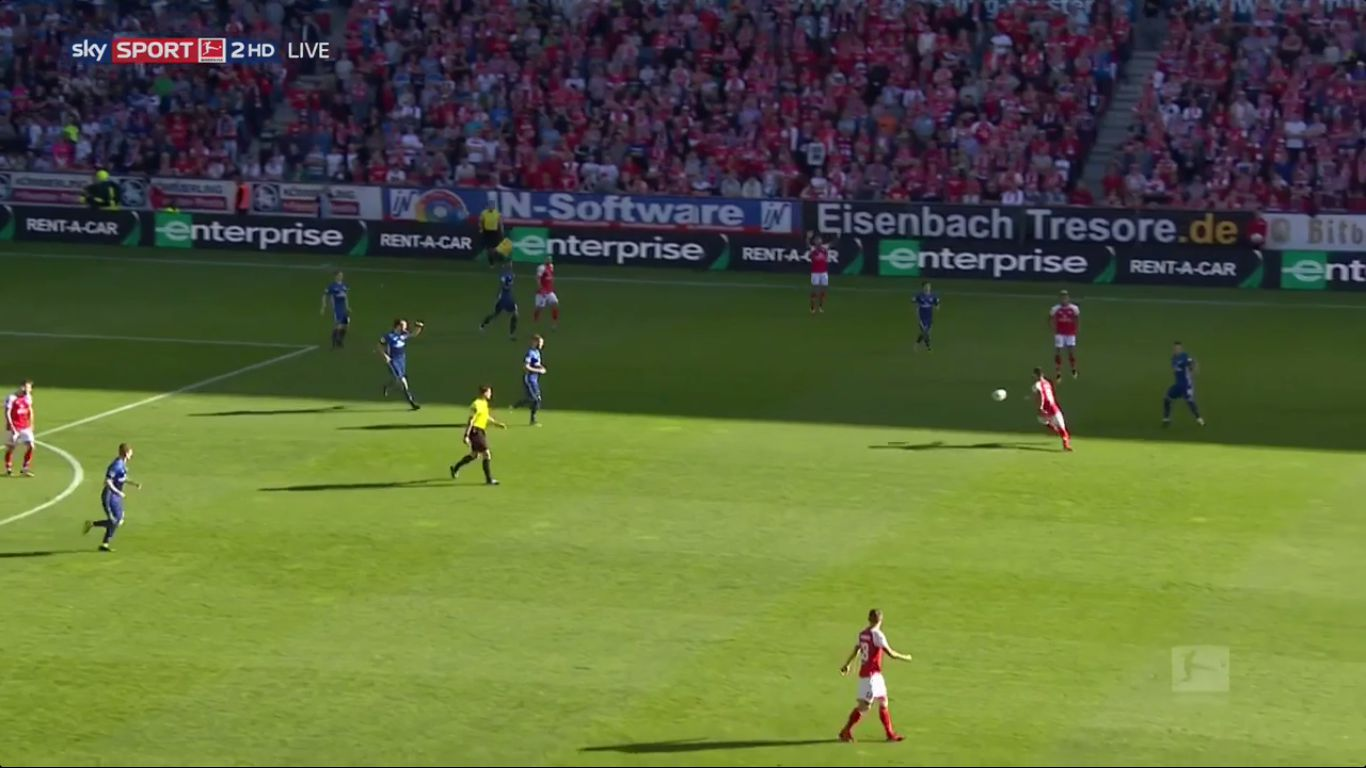 14-10-2017 - Mainz 05 3-2 Hamburger SV