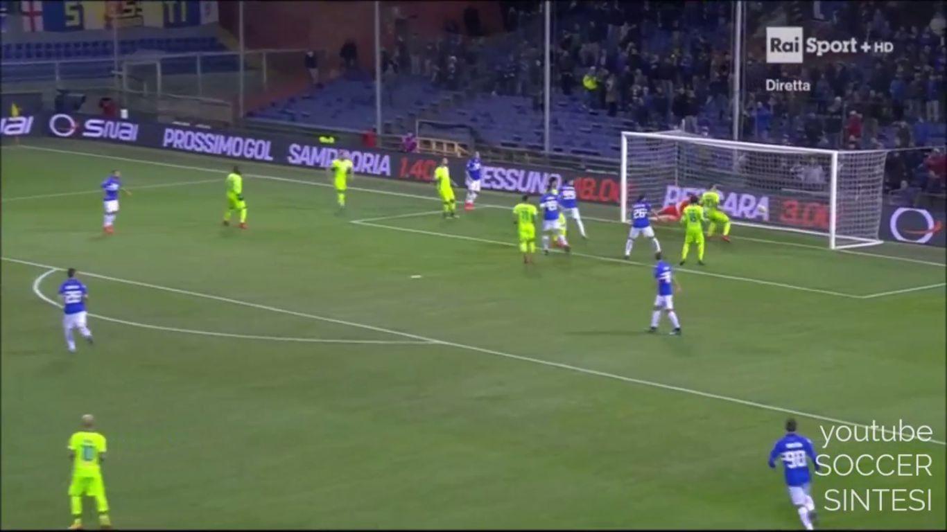 28-11-2017 - Sampdoria 4-1 Pescara (COPPA ITALIA)