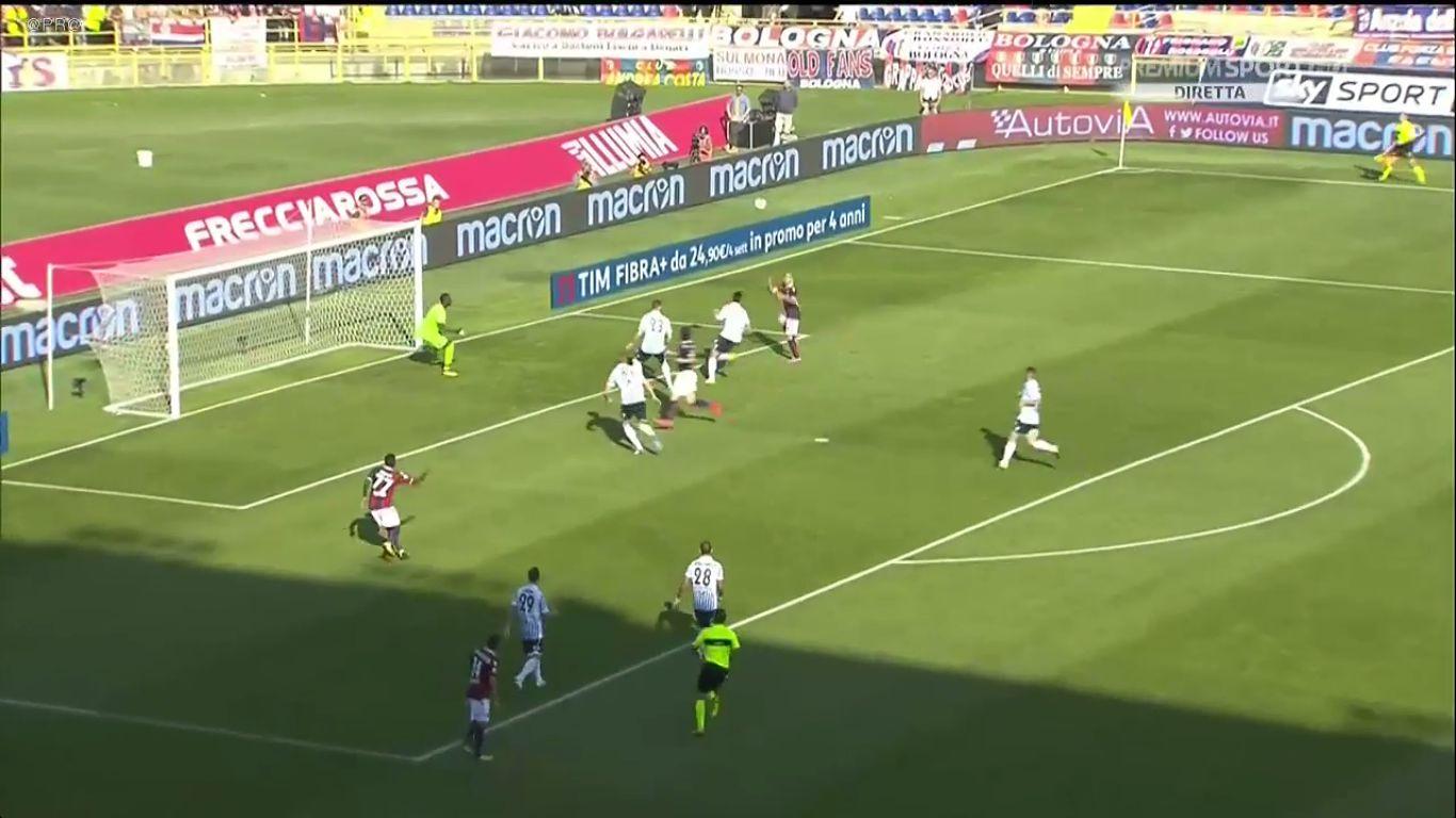15-10-2017 - Bologna 2-1 SPAL 2013