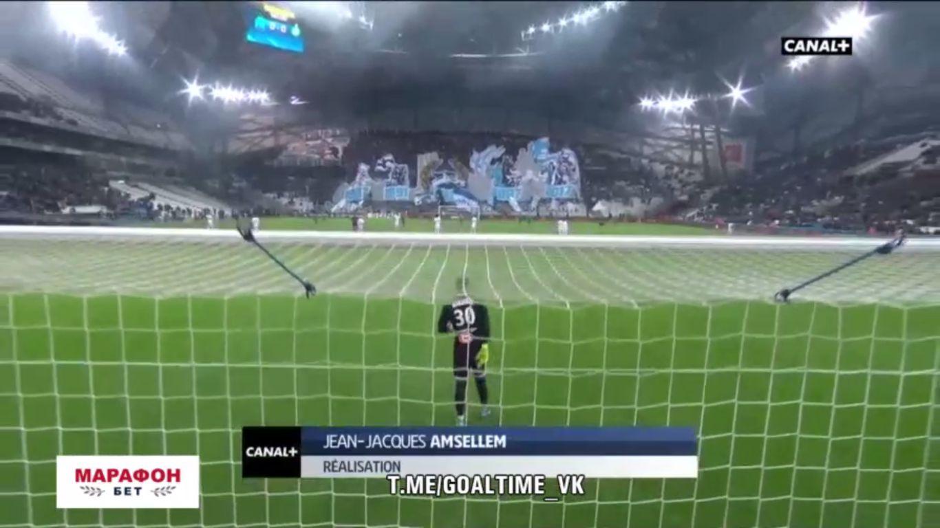 10-12-2017 - Marseille 3-0 Saint-Etienne
