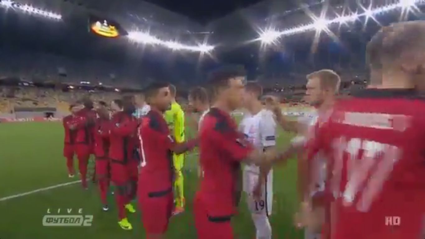 14-09-2017 - Zorya 0-2 Oestersunds FK (EUROPA LEAGUE)
