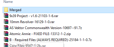 Weaponsmith Extended data files - Request & Find - Fallout 4 Non