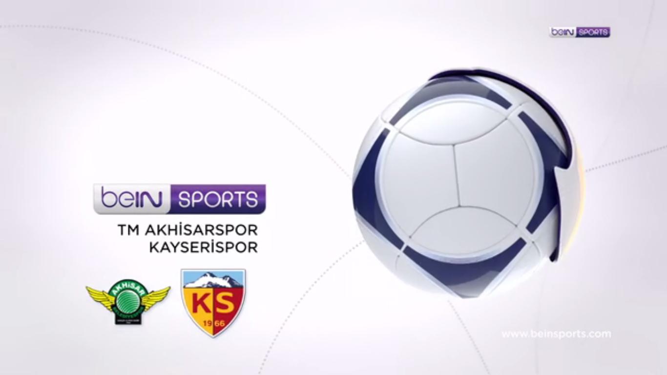 17-12-2017 - Akhisar Belediye Genclik Ve Spor 0-2 Kayserispor