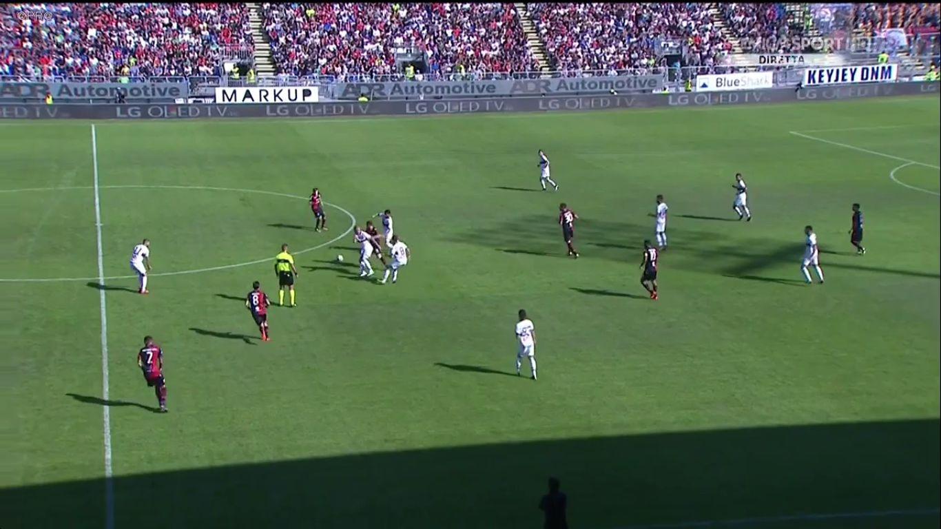 15-10-2017 - Cagliari 2-3 Genoa