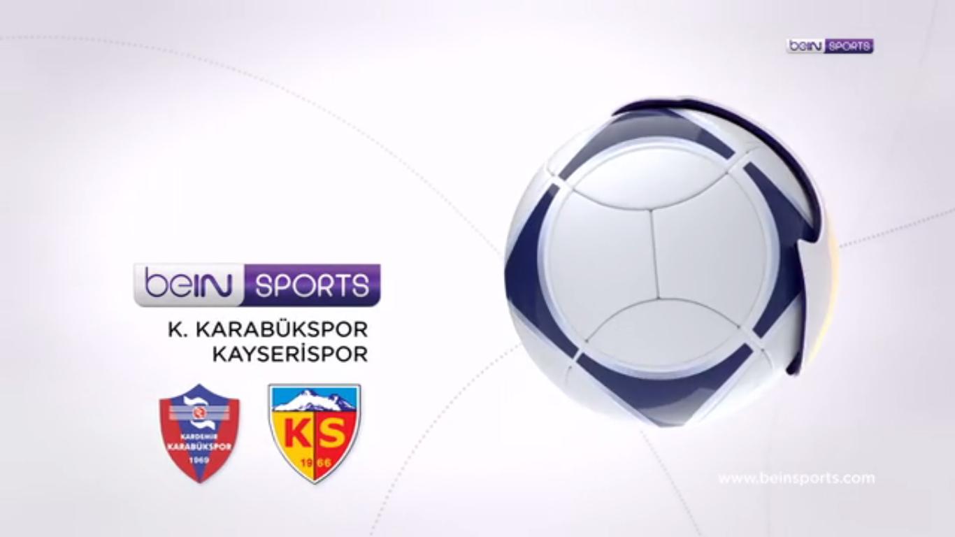 14-10-2017 - Karabukspor 1-0 Kayserispor