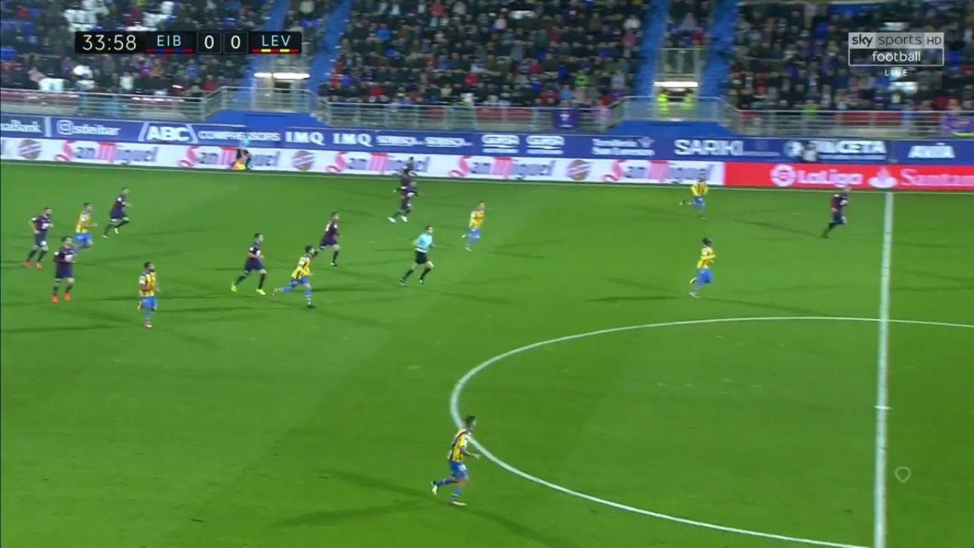 29-10-2017 - Eibar 2-2 Levante
