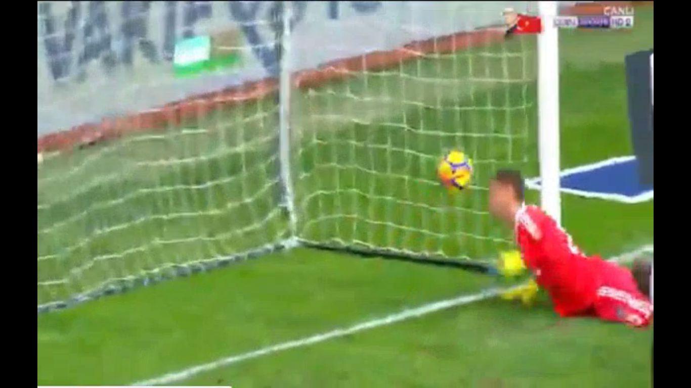 29-10-2017 - Karabukspor 0-1 Sivasspor
