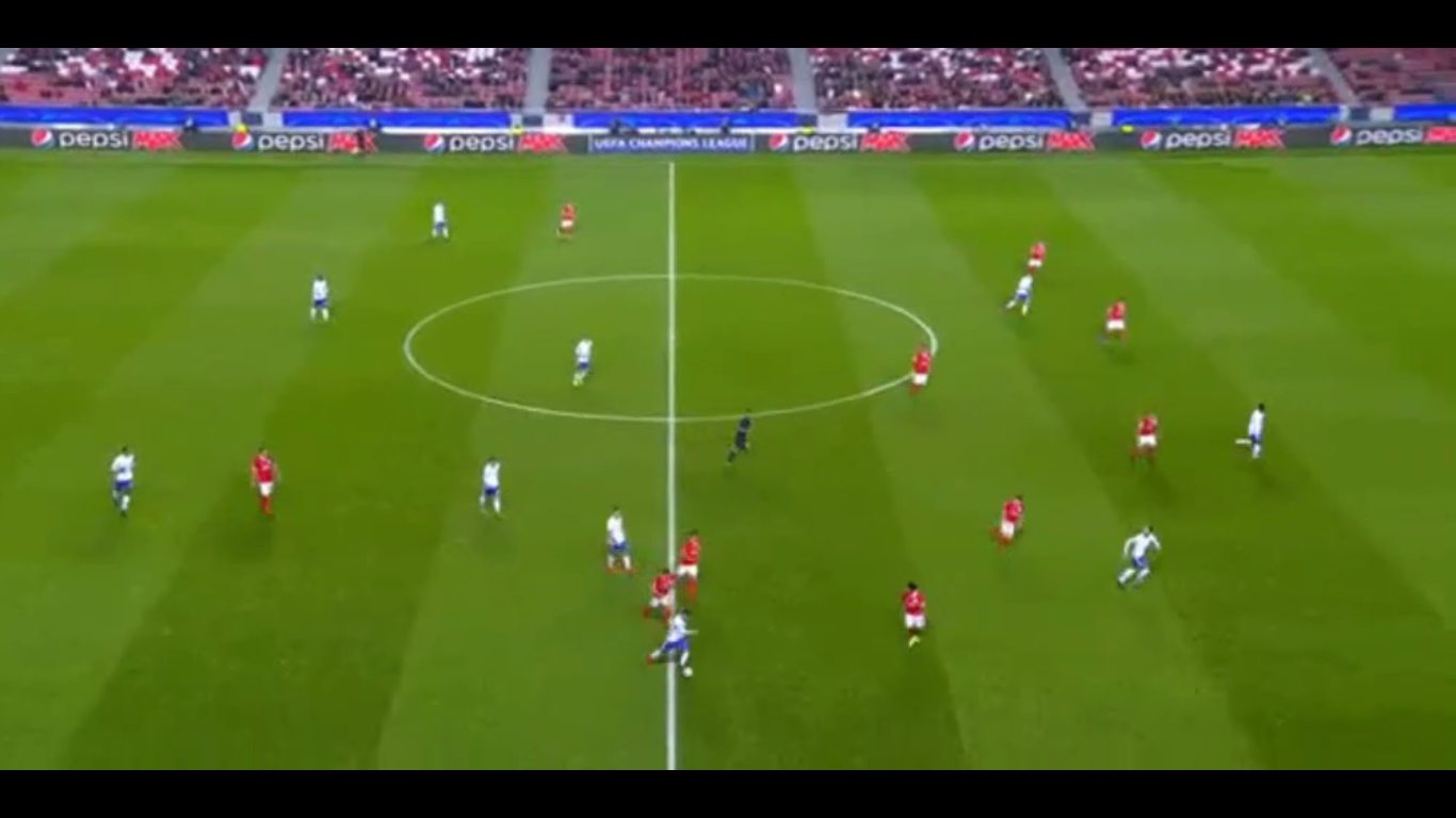 05-12-2017 - Benfica 0-2 Basel (CHAMPIONS LEAGUE)