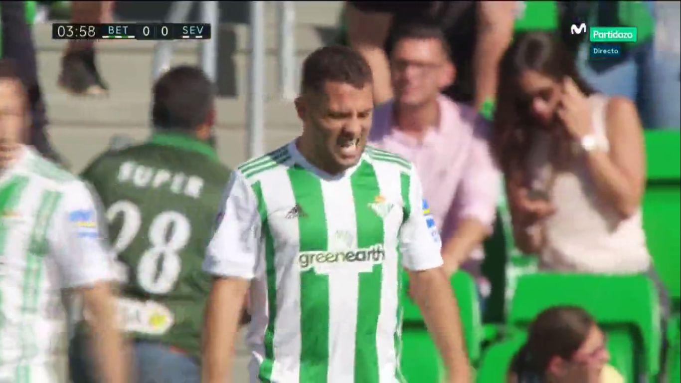 12-05-2018 - Real Betis 2-2 Sevilla