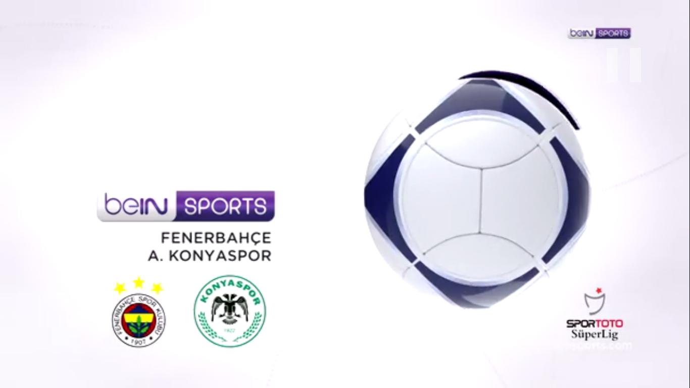 19-05-2018 - Fenerbahce 3-2 Konyaspor