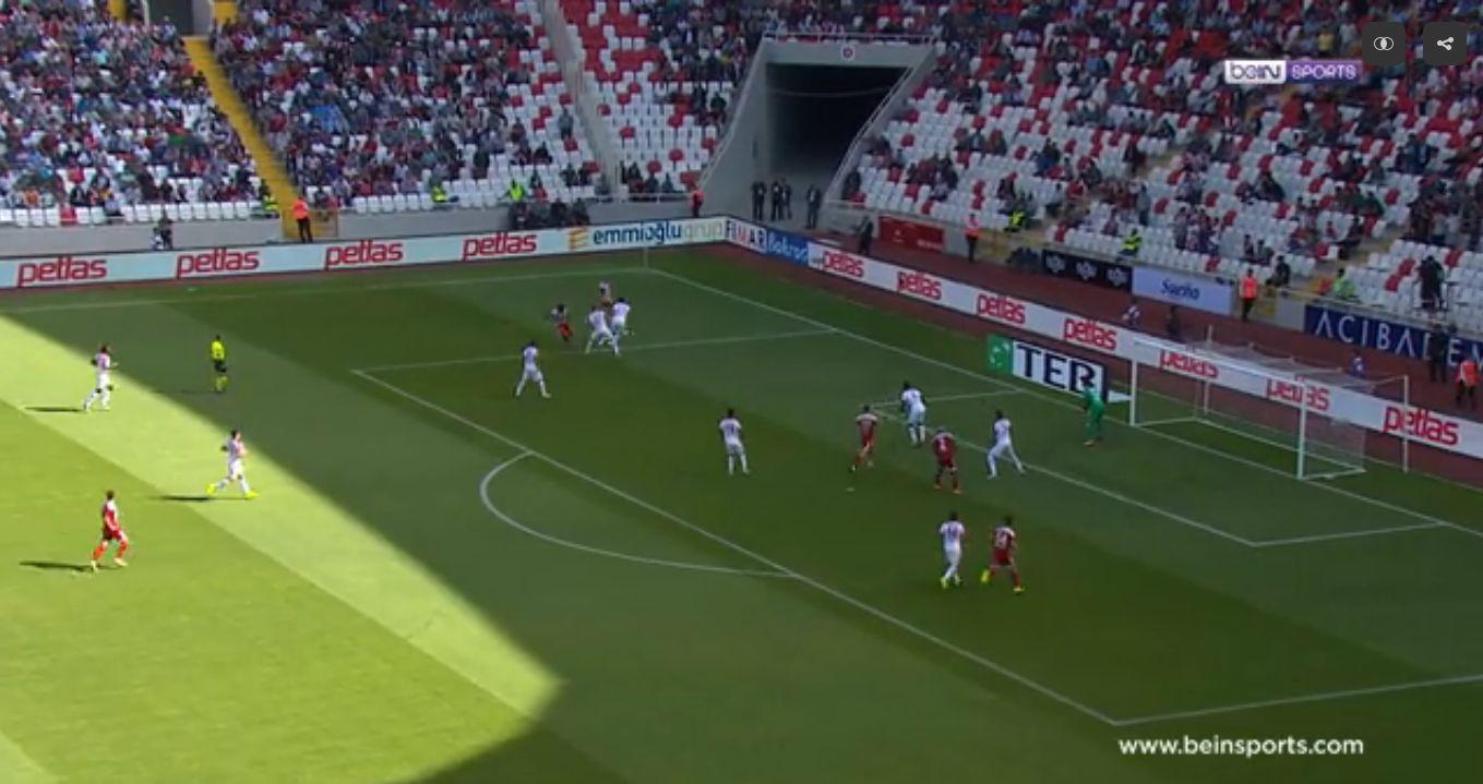 30-09-2017 - Sivasspor 3-1 Antalyaspor