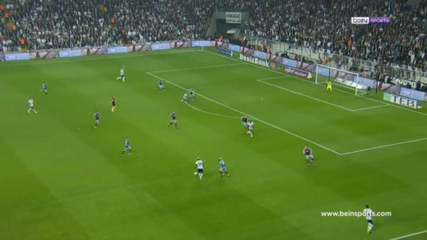 01-10-2017 - Besiktas 2-2 Trabzonspor