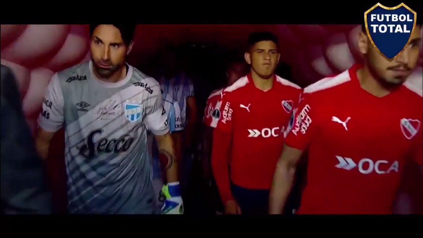 13-09-2017 - Independiente 2-0 Atletico Tucuman (COPA SUDAMERICANA)
