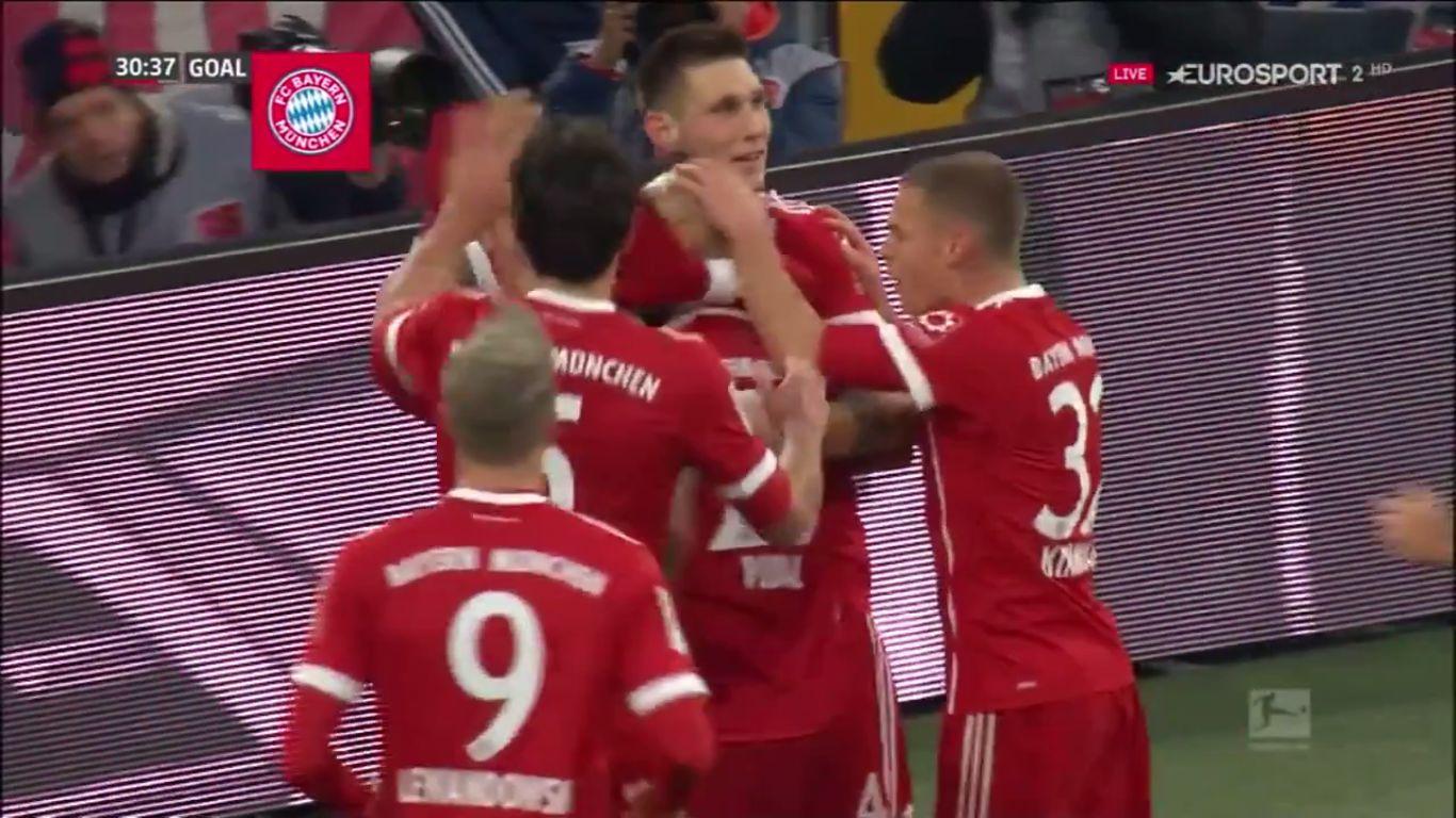 18-11-2017 - Bayern Munich 3-0 Augsburg