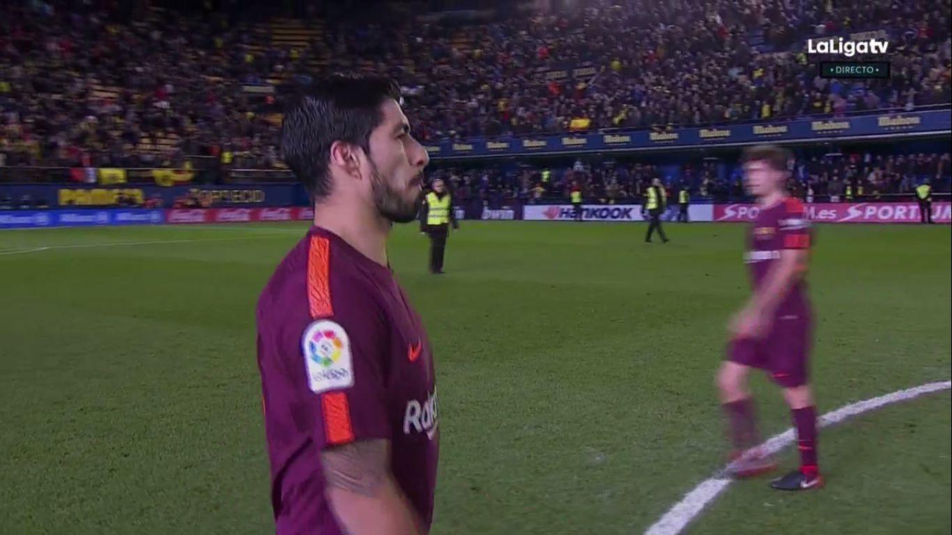 10-12-2017 - Villarreal 0-2 Barcelona