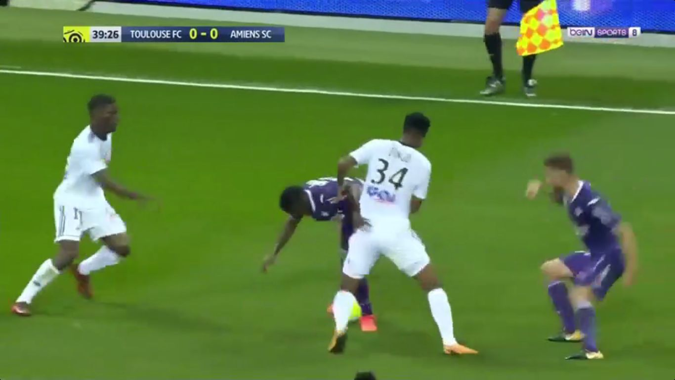14-10-2017 - Toulouse 1-0 Amiens