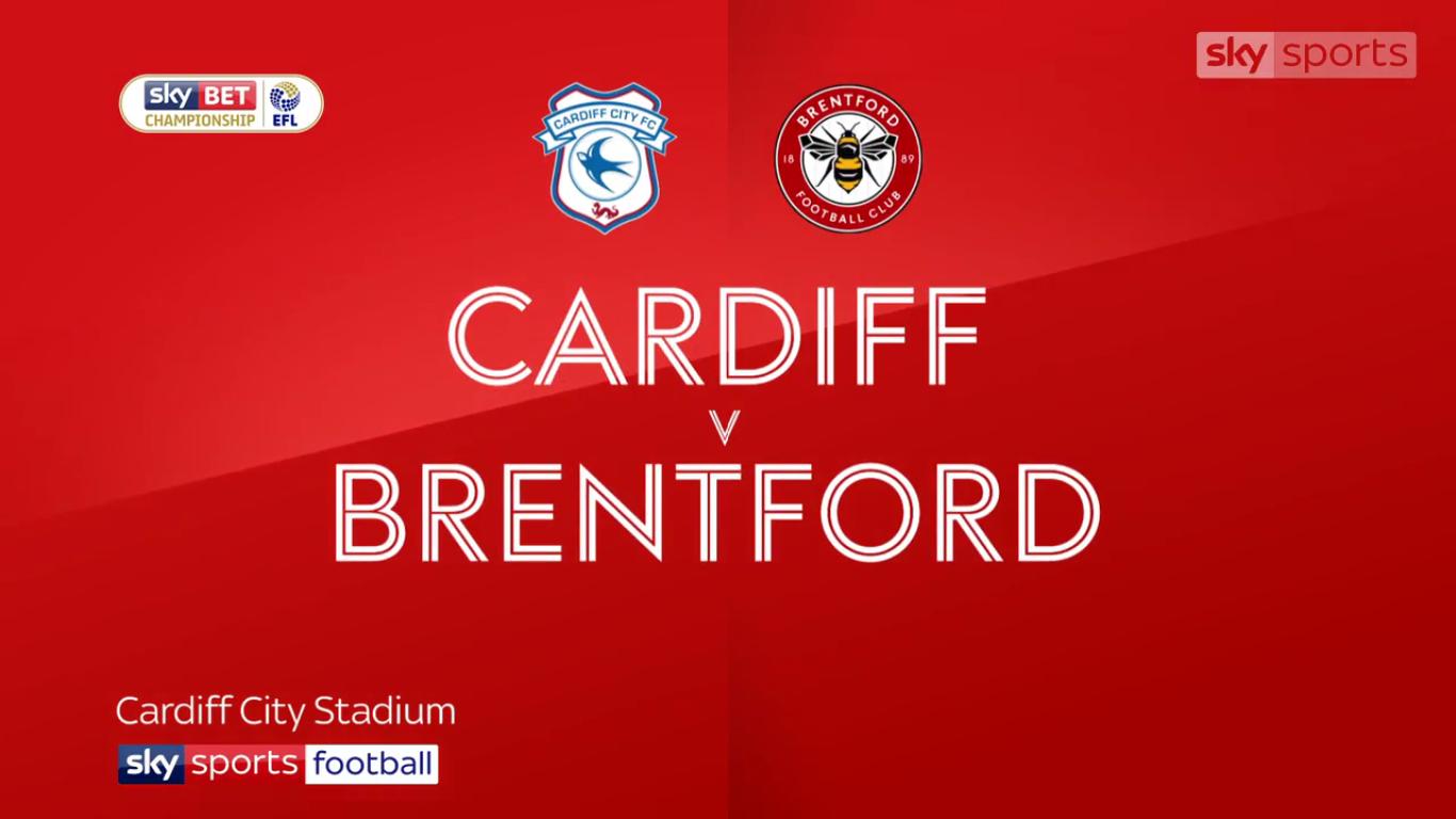 18-11-2017 - Cardiff City 2-0 Brentford (CHAMPIONSHIP)
