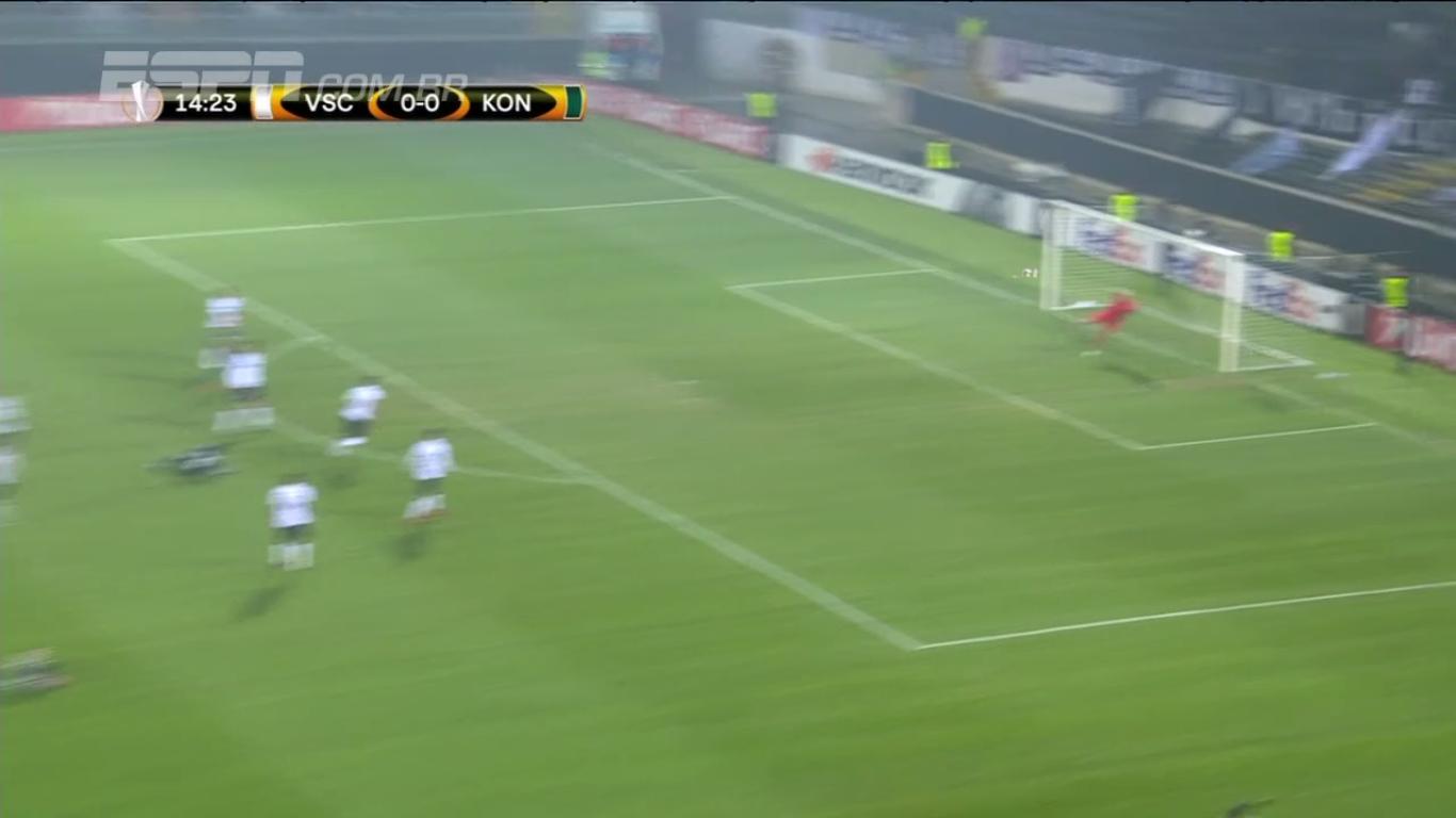 07-12-2017 - Vitoria de Guimaraes 1-1 Konyaspor (EUROPA LEAGUE)