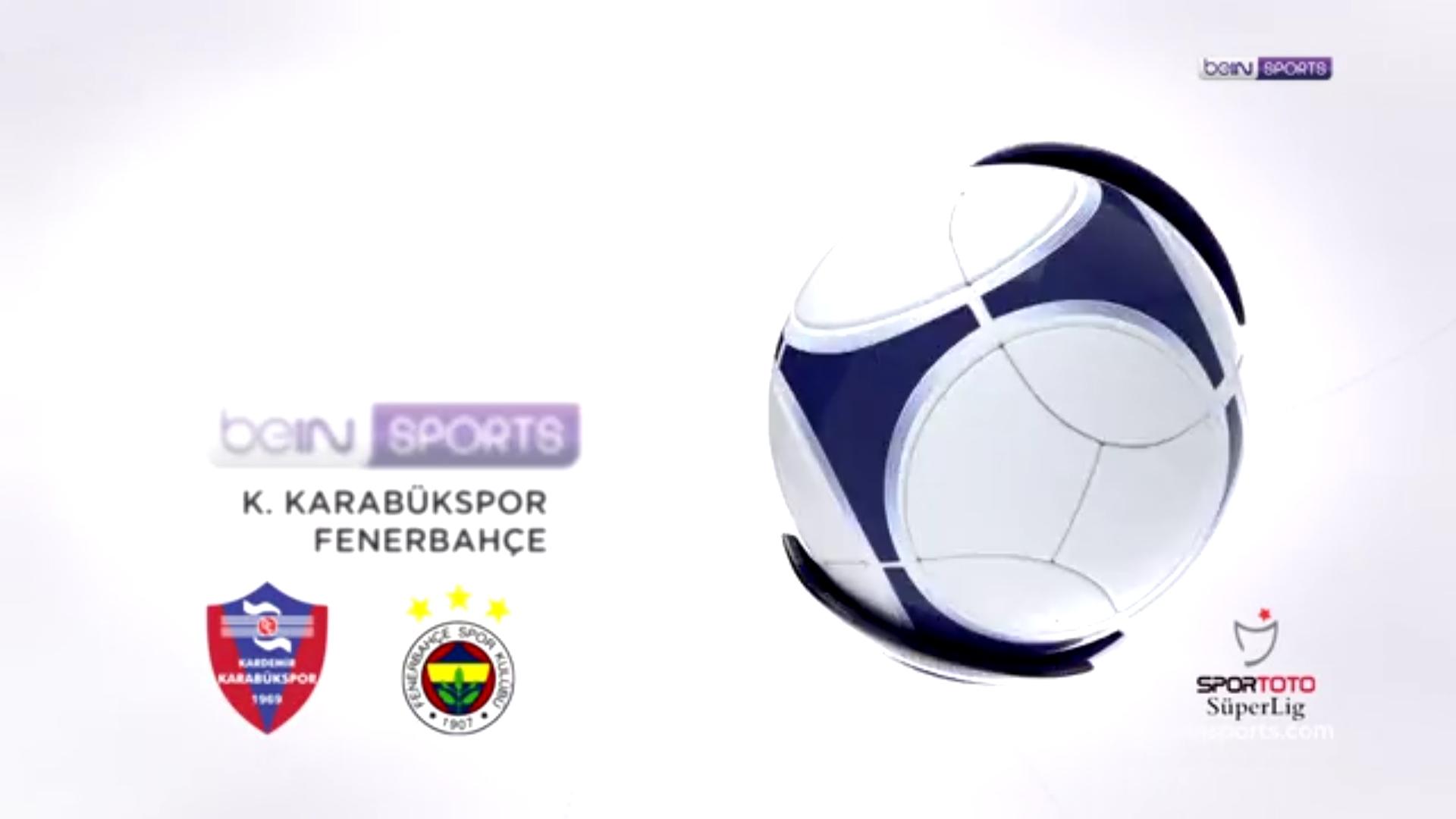 14-05-2018 - Karabukspor 0-7 Fenerbahce