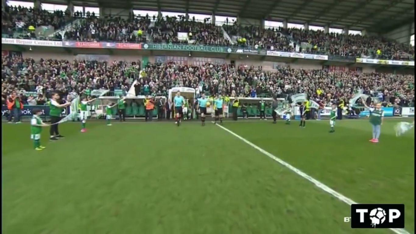 21-04-2018 - Hibernian 2-1 Celtic