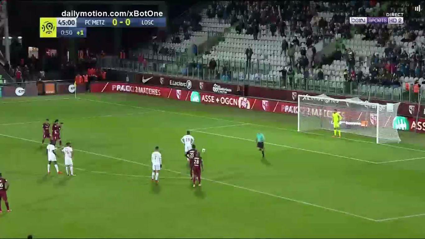 05-11-2017 - Metz 0-3 Lille