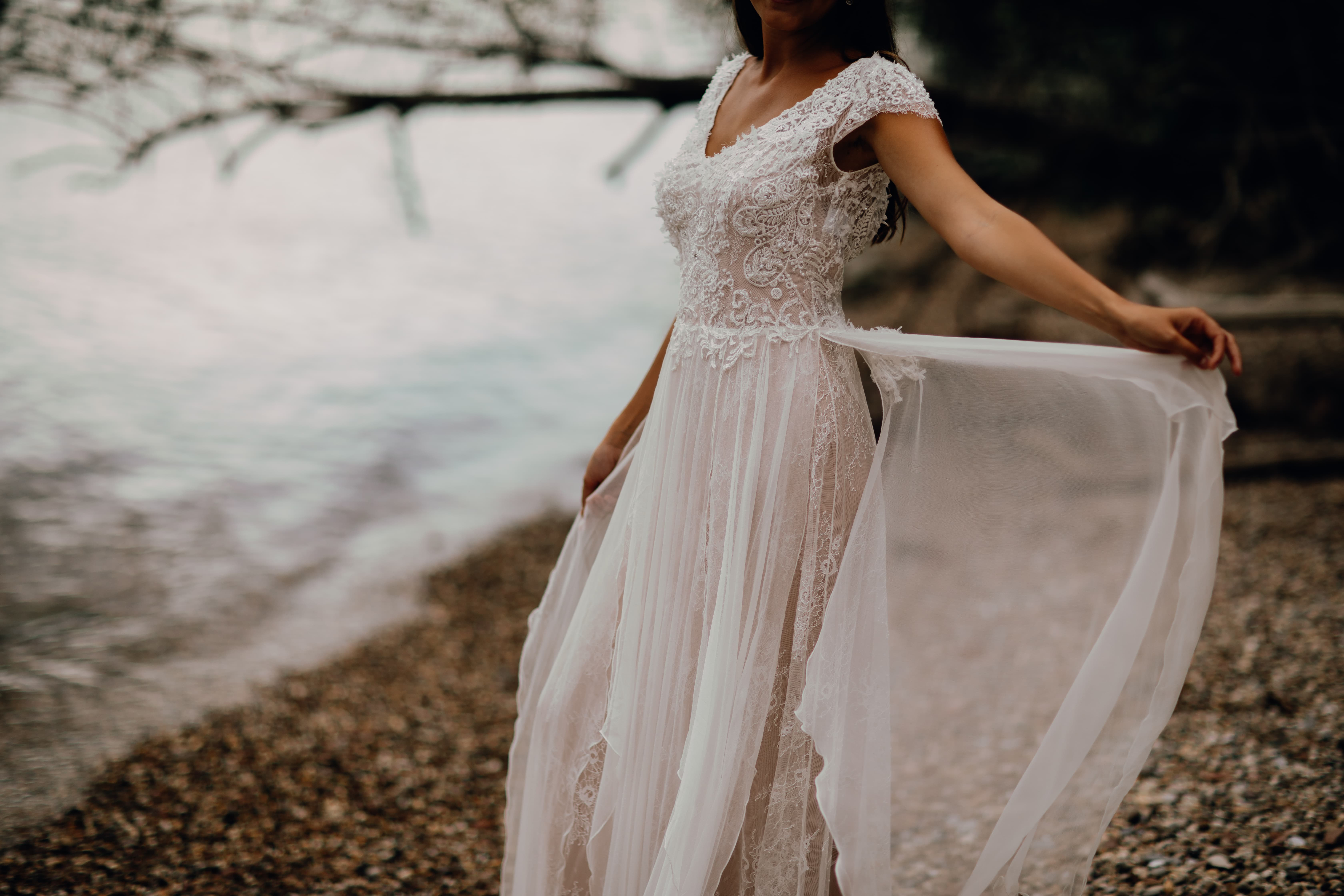 Boho Brautmode in Bruchsal