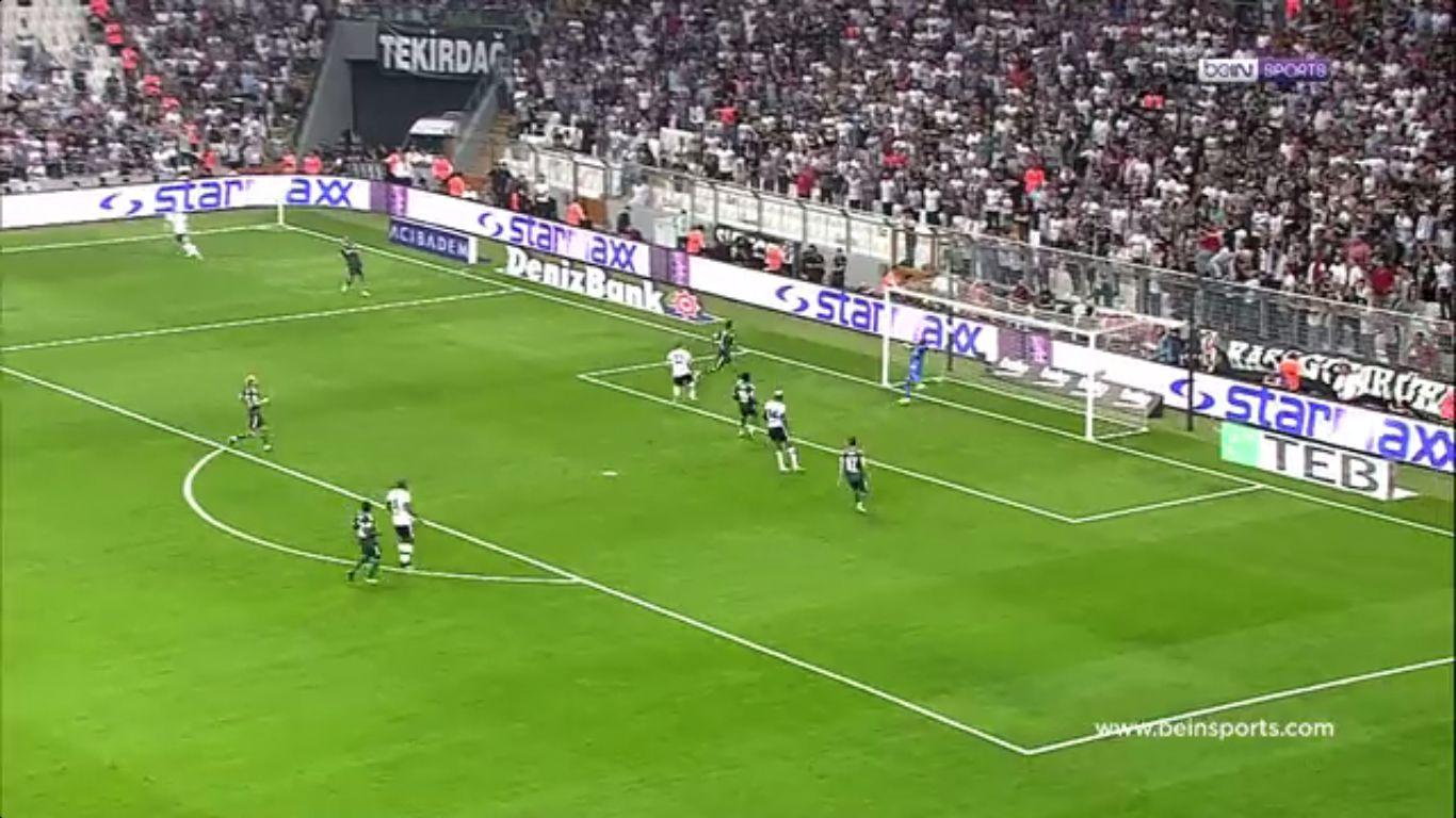 18-09-2017 - Besiktas 2-0 Konyaspor