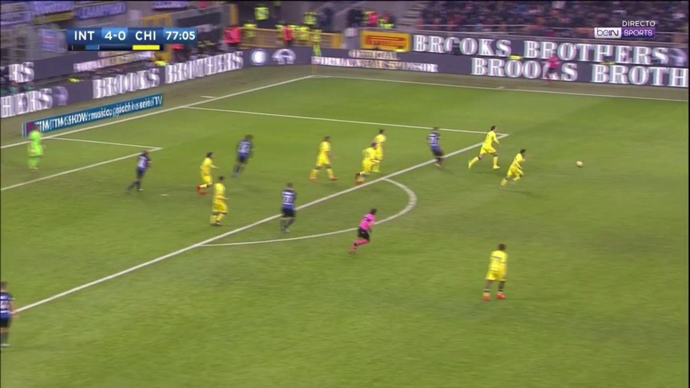 03-12-2017 - Inter 5-0 ChievoVerona