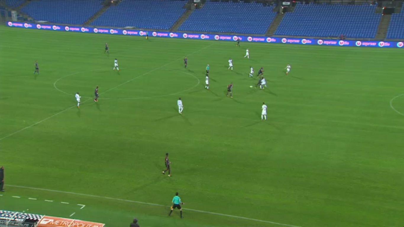 04-11-2017 - Montpellier 1-1 Amiens