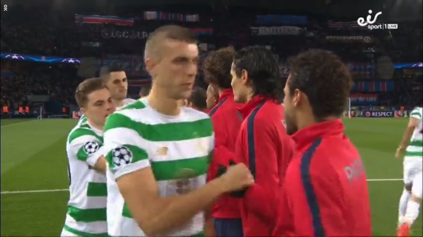 22-11-2017 - Paris Saint Germain 7-1 Celtic (CHAMPIONS LEAGUE)
