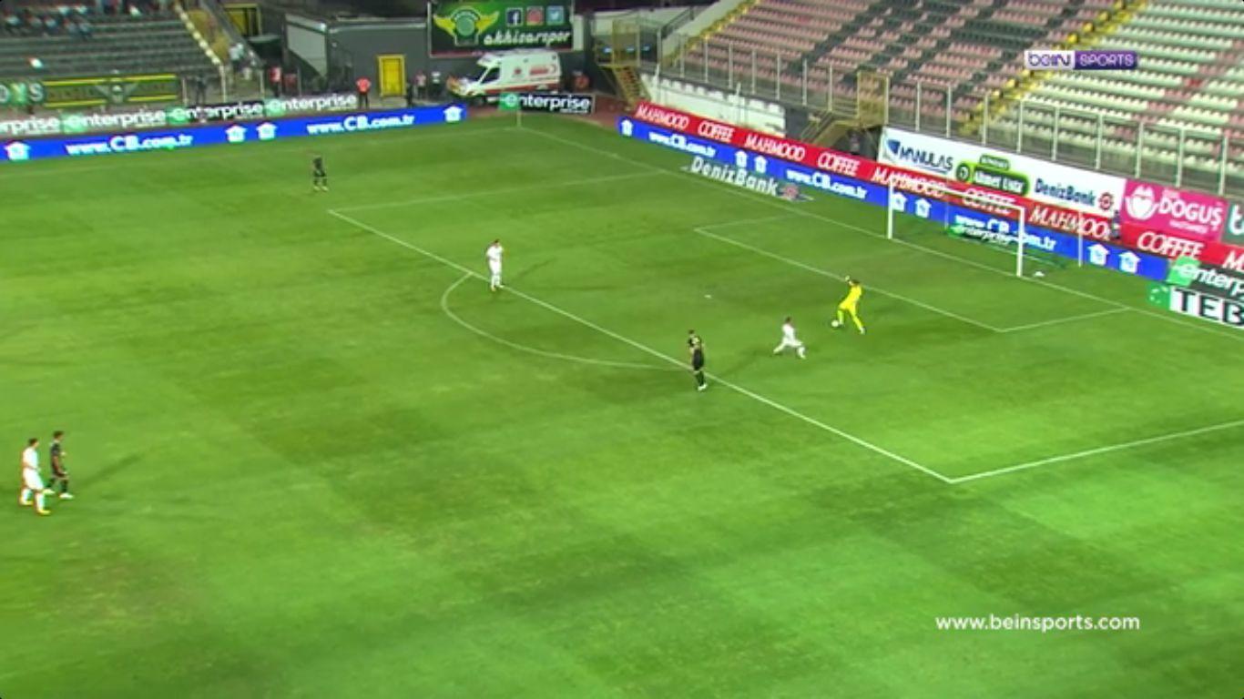 16-09-2017 - Akhisar Belediye Genclik Ve Spor 2-1 Karabukspor