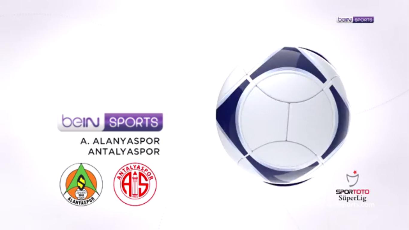 18-05-2018 - Alanyaspor 3-2 Antalyaspor