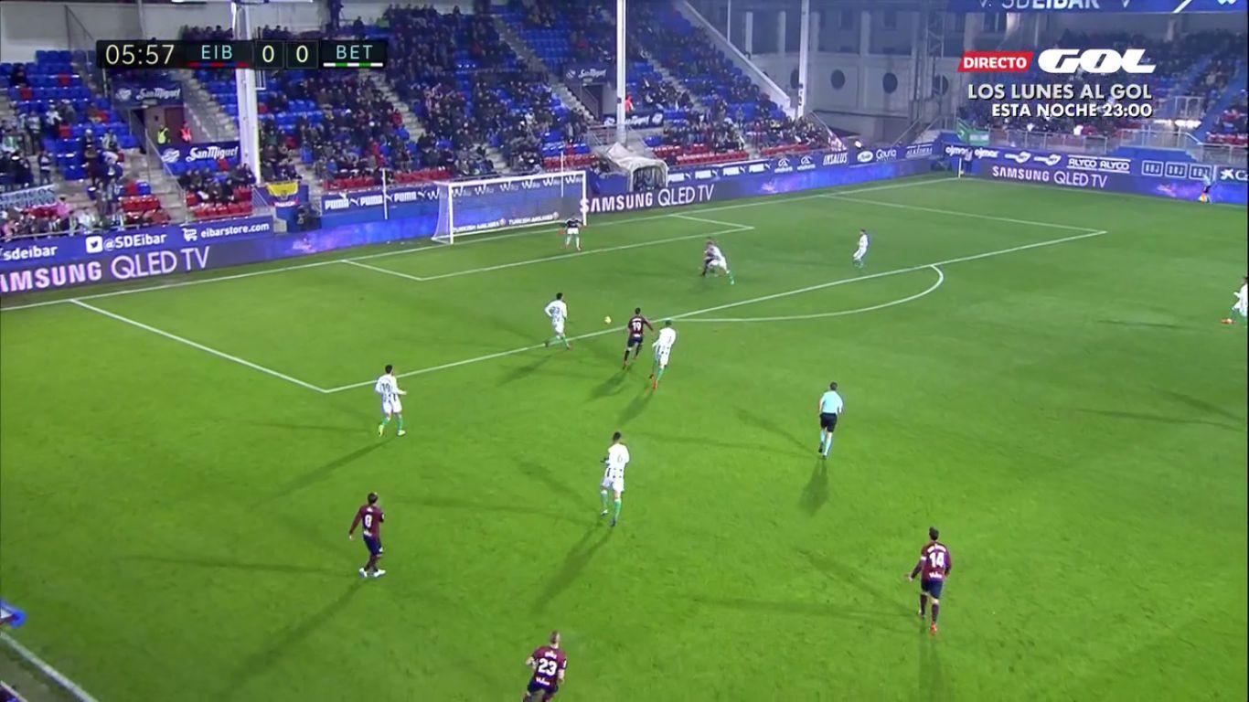 20-11-2017 - Eibar 5-0 Real Betis