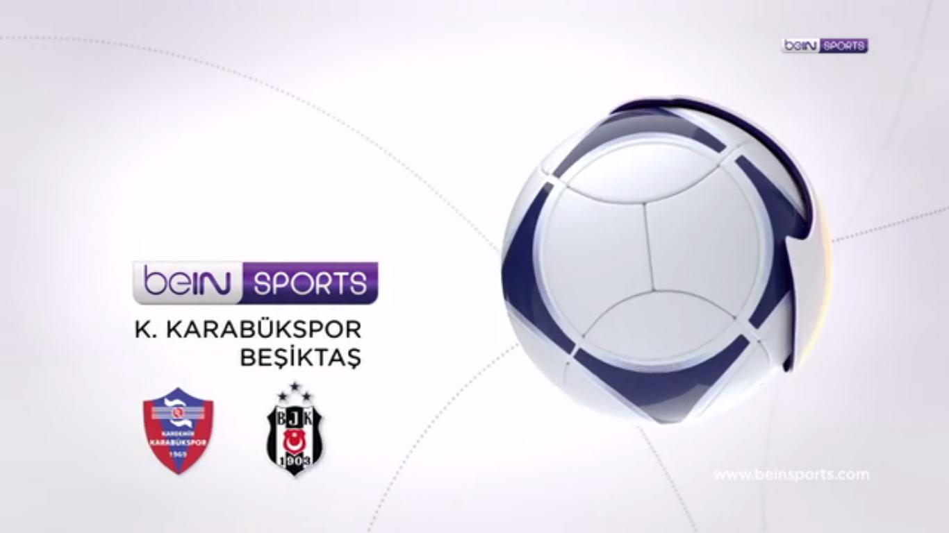 09-09-2017 - Karabukspor 0-1 Besiktas