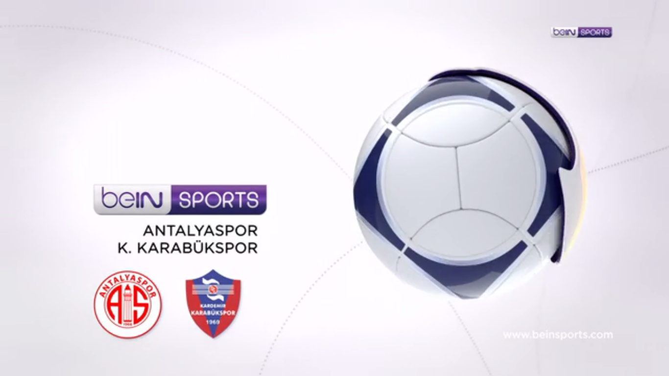 04-11-2017 - Antalyaspor 2-1 Karabukspor