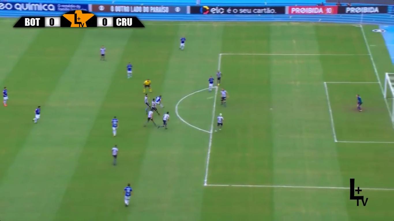 04-12-2017 - Botafogo RJ 2-2 Cruzeiro
