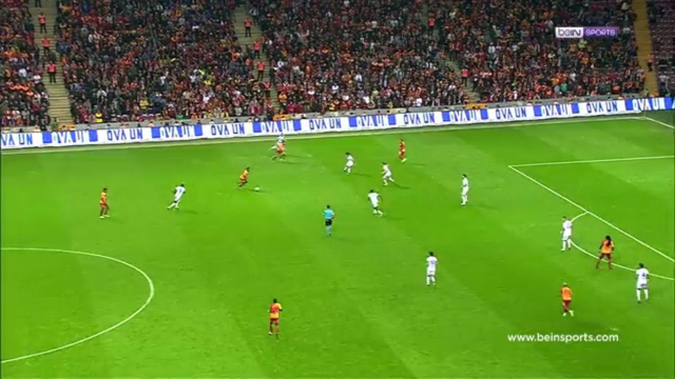 30-09-2017 - Galatasaray 3-2 Karabukspor