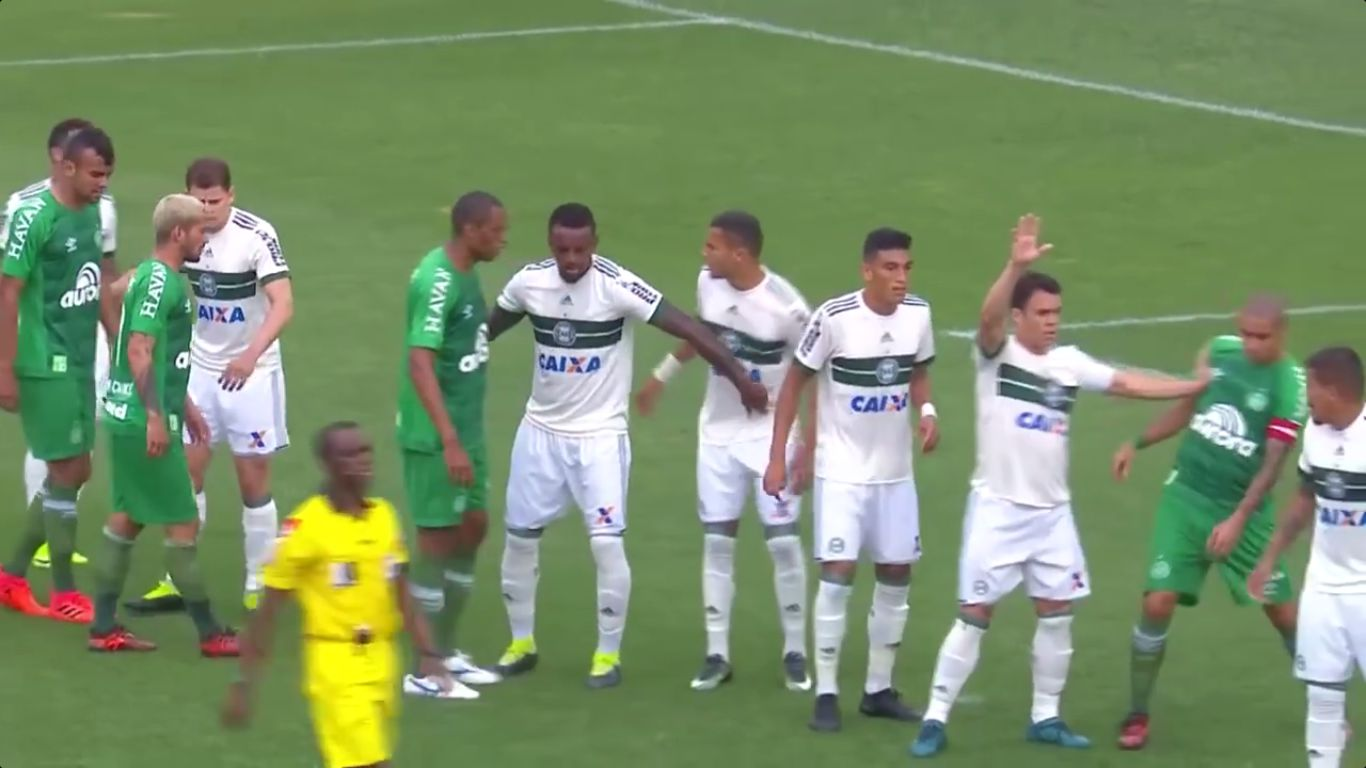 04-12-2017 - Chapecoense AF 2-1 Coritiba