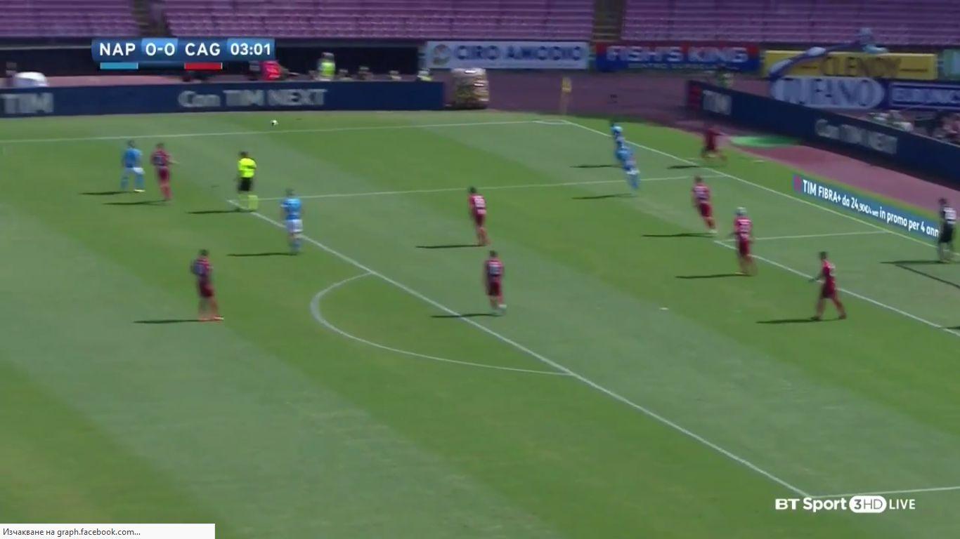 01-10-2017 - SSC Napoli 3-0 Cagliari