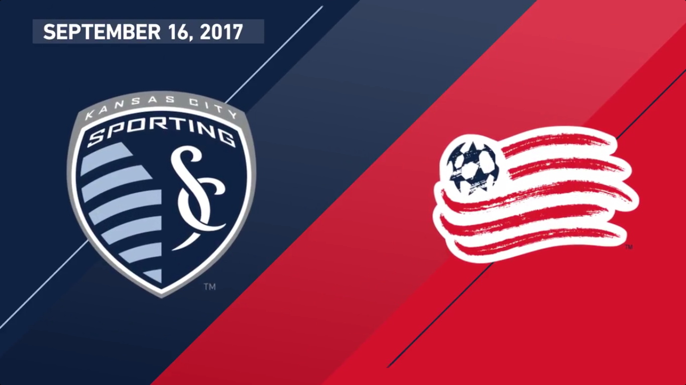 17-09-2017 - Sporting Kansas City 3-1 New England Rev.