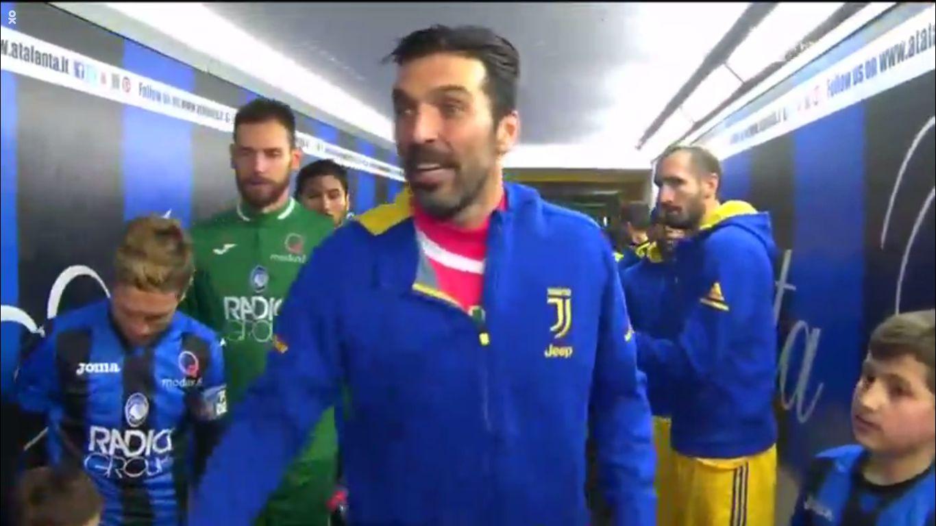 30-01-2018 - Atalanta 0-1 Juventus (COPPA ITALIA)