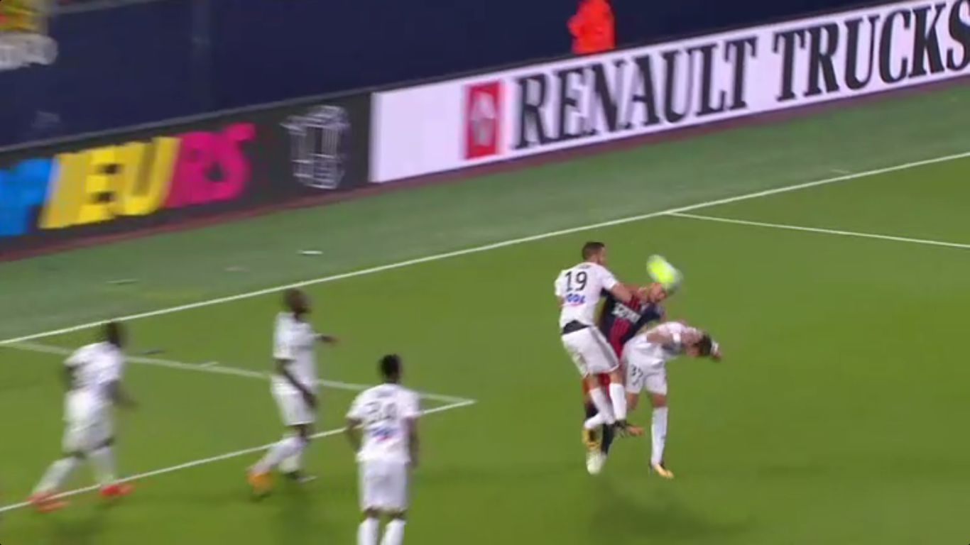 23-09-2017 - Caen 1-0 Amiens