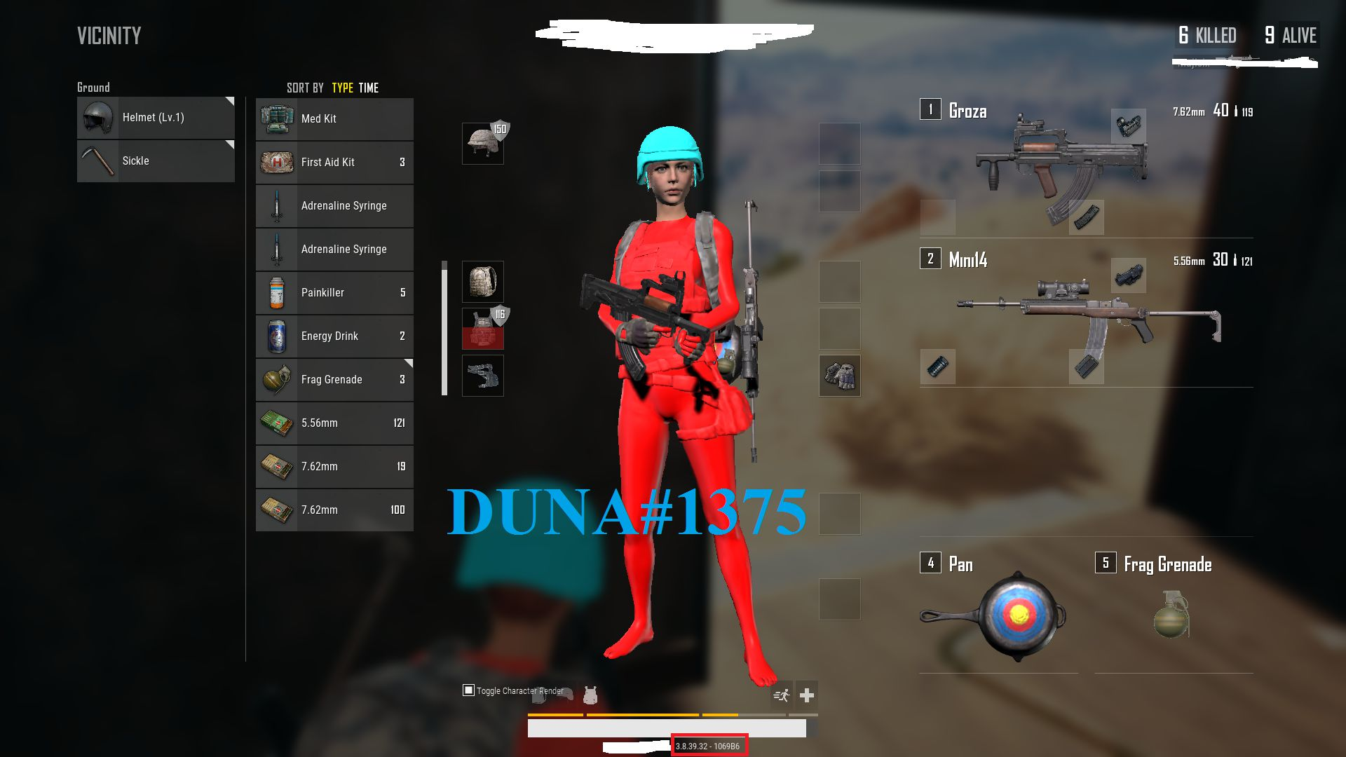RELEASE] NEW FREE PAKS PUBGMOD | 10 07 BLACK HOLE