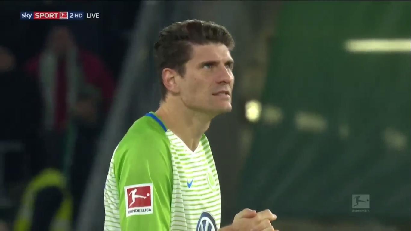 18-11-2017 - Wolfsburg 3-1 Freiburg